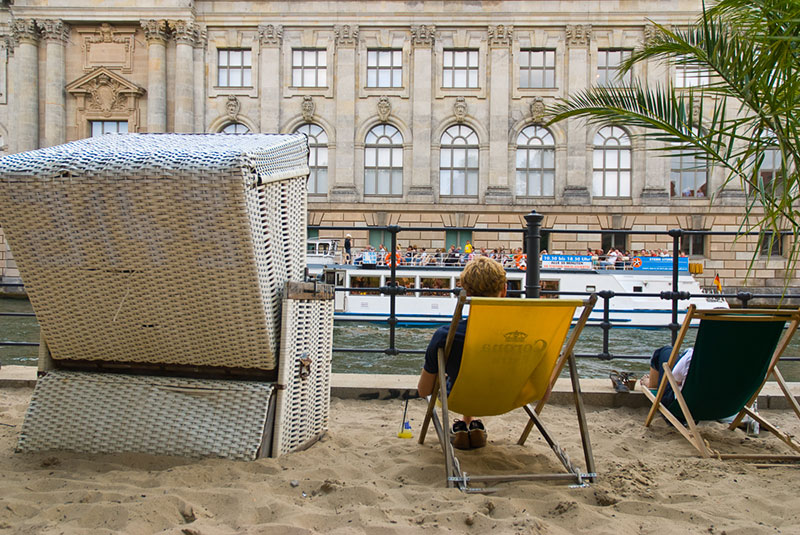 Strandbar-Mitte A berlin - Photo copyright Didier Laget