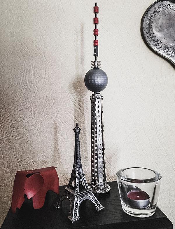 La tour de TV