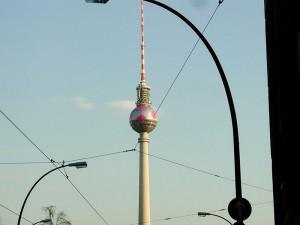 Berlin Fernsehturm A berlin - Photo copyright Didier Laget