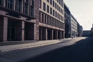 Taubenstrasse - Photo Didier Laget