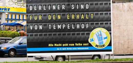 Tempelhof A berlin - Photo copyright Didier Laget