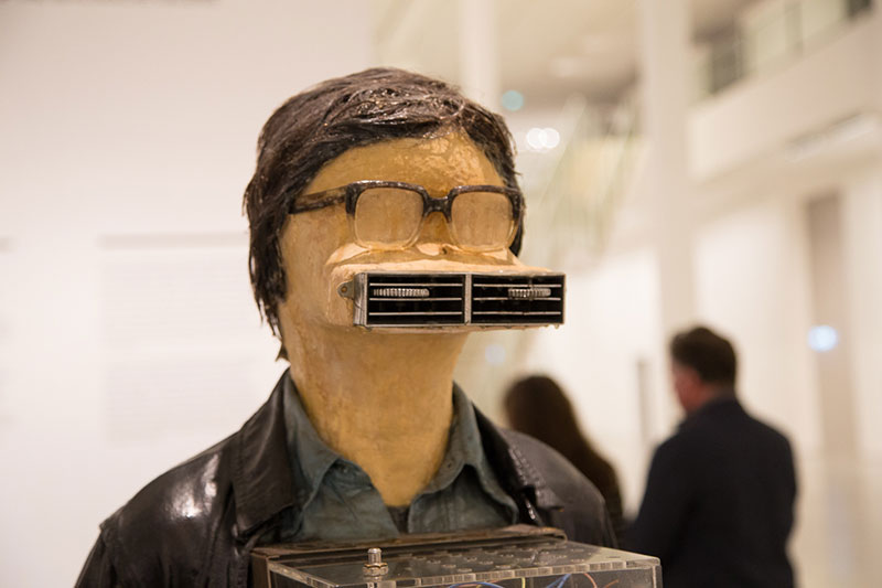 The Art Show - Kienholz - Photo-Didier Laget