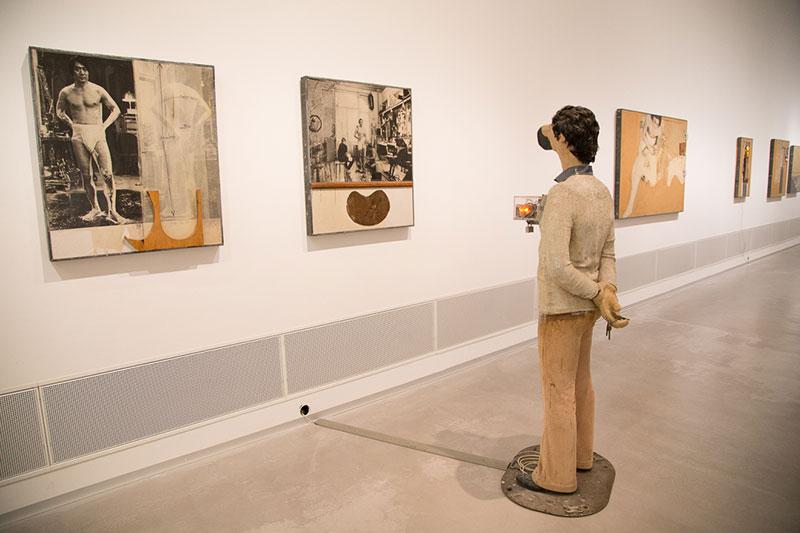 The Art Show - Kienholz - Photo-Didier Laget