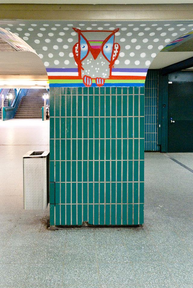 Turmkunst A berlin - Photo copyright Didier Laget