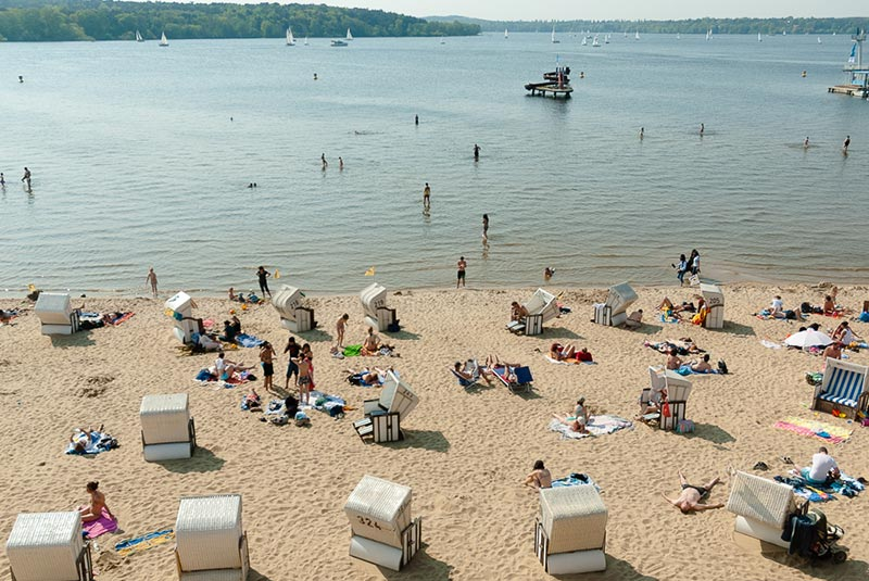 Wannsee A berlin - Photo copyright Didier Laget