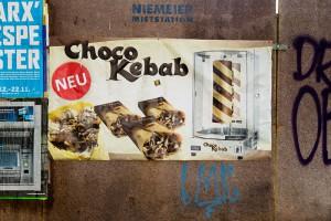 Kebab au Chocolat