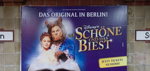 affiche-disney A berlin - Photo copyright Didier Laget