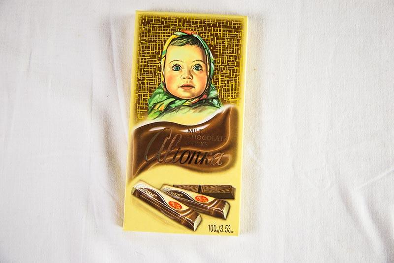 Chocolat Alionka