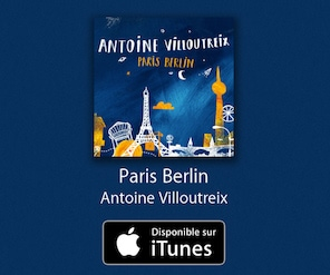 Paris Berlin sur Itunes
