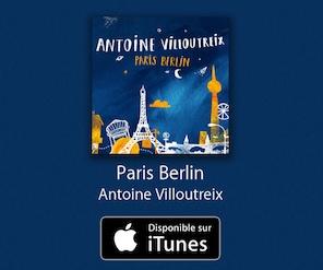 Paris Berlin sur Itunes