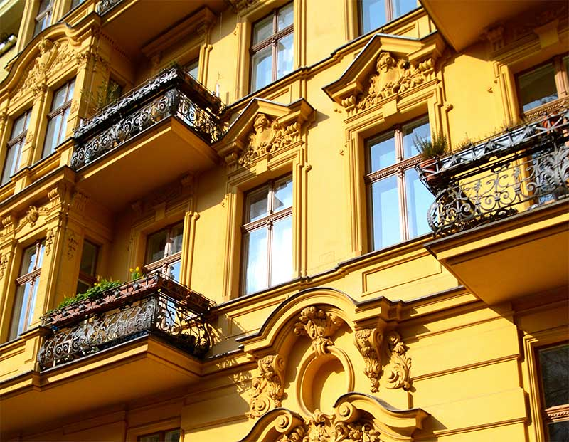 appartement à Berlin ©DR