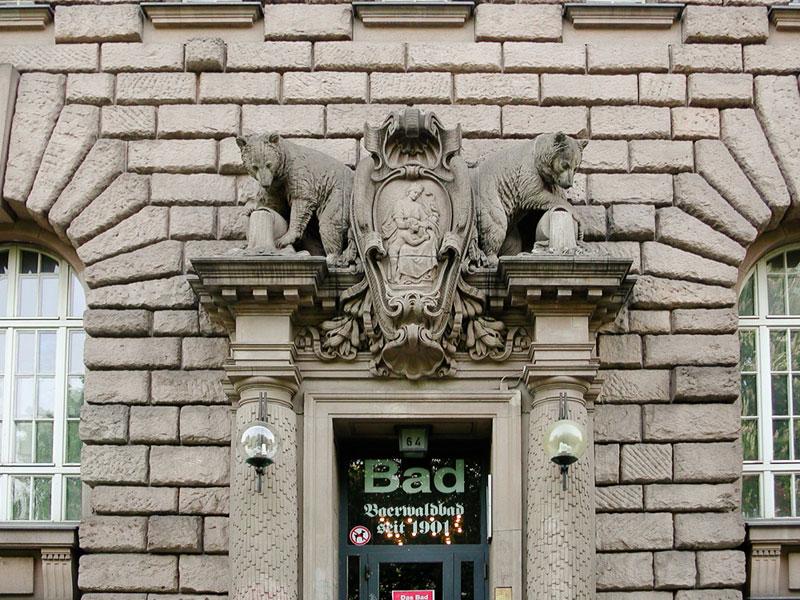 baerwaldbad- A berlin - Photo copyright Didier Laget