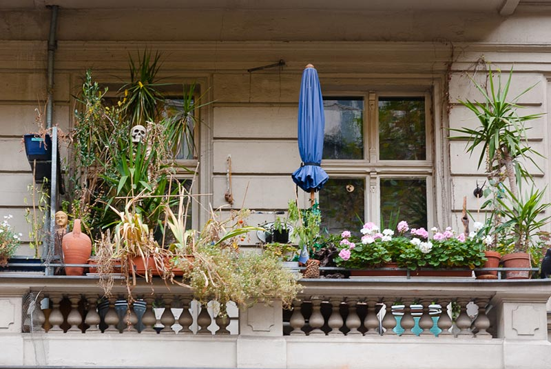 balcon A berlin - Photo copyright Didier Laget