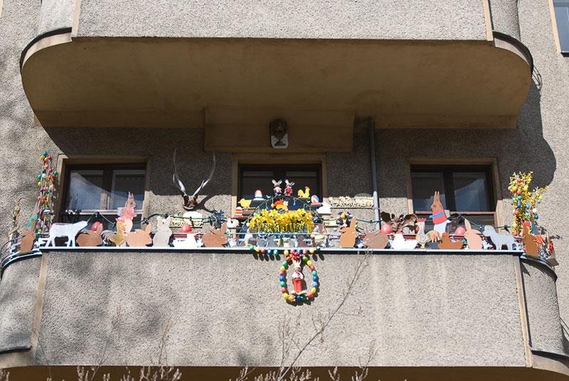 balcon-kreuzberg A berlin - Photo copyright Didier Laget
