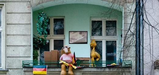 balcon-neukoelln A berlin - Photo copyright Didier Laget