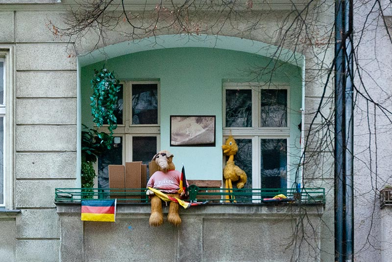 balcon-neukoelln A berlin - Photo copyright Didier Laget