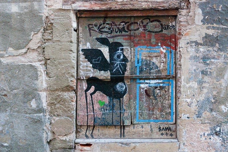 barcelone grafiti A berlin - Photo copyright Didier Laget