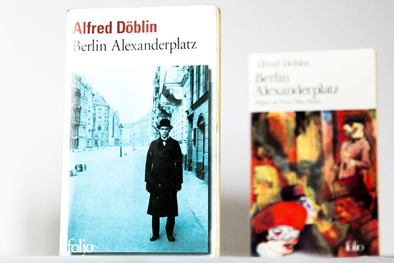 Nouvelle traduction pour Berlin Alexanderplatz Alfred Döblin - Photo DIdier Laget