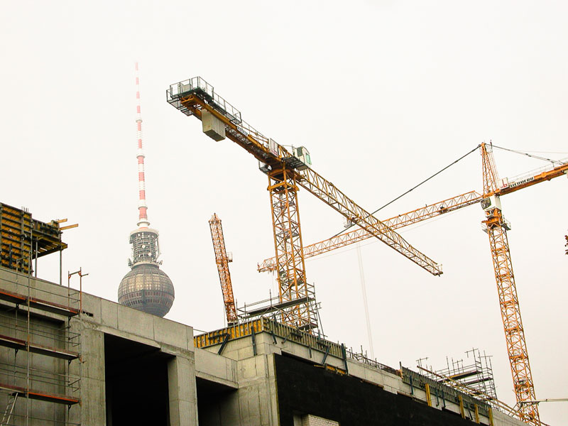 berlin-chantier-A berlin - Photo copyright Didier Laget