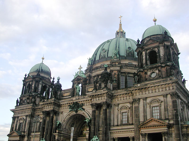 berliner-dom-A berlin - Photo copyright Didier Laget