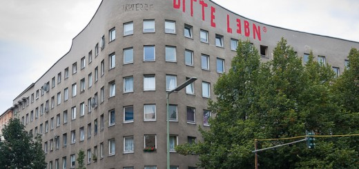 bitte-lebn- A berlin - Photo copyright Didier Laget