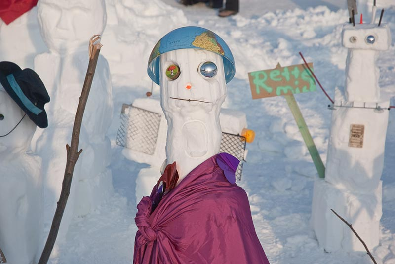 bonhomme-de-neige A berlin - Photo copyright Didier Laget