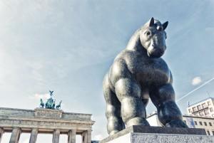 Botero à Berlin