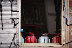 boutique-de-scooters- A berlin - Photo copyright Didier Laget