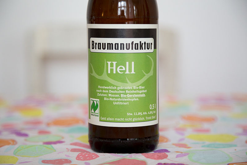 Braumanufaktur Hell A berlin - Photo copyright Didier Laget