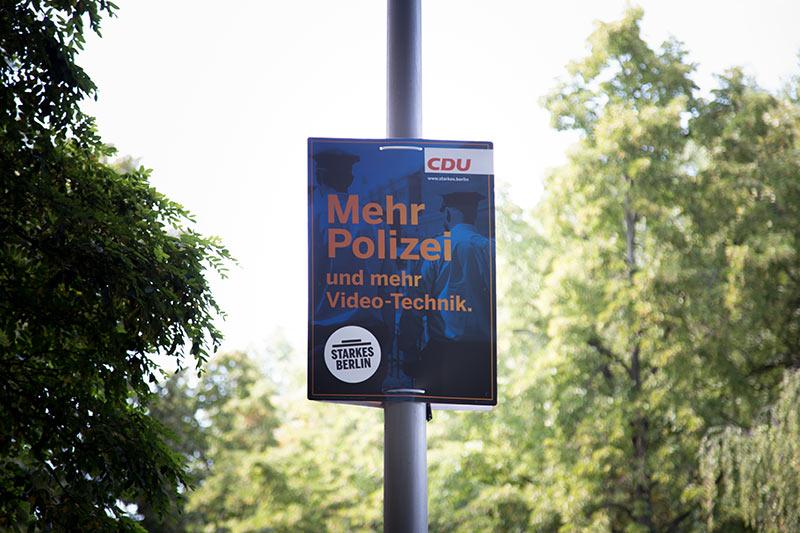 cdu Mehr Video-Technik und Mehr Polizei