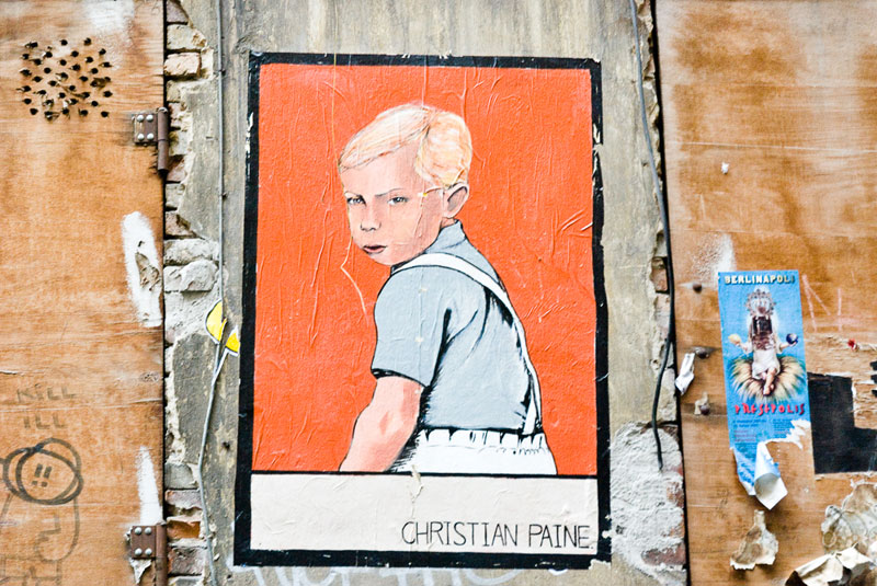 christian-paine- A berlin - Photo copyright Didier Laget