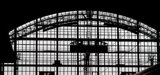 Dans la gare - Photo copyright Didier Laget