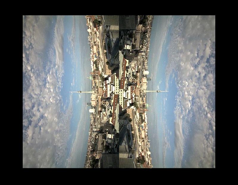 Die Großstadt by Didier Laget