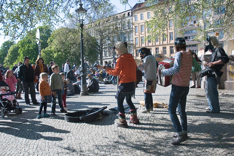 dimanche-a-berlin A berlin - Photo copyright Didier Laget
