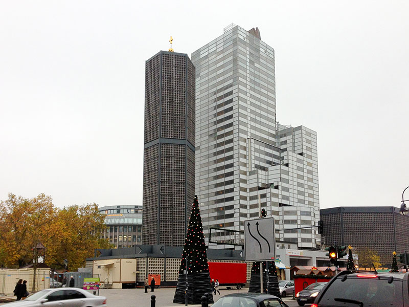 eglise-du-souvenir- A berlin - Photo copyright Didier Laget