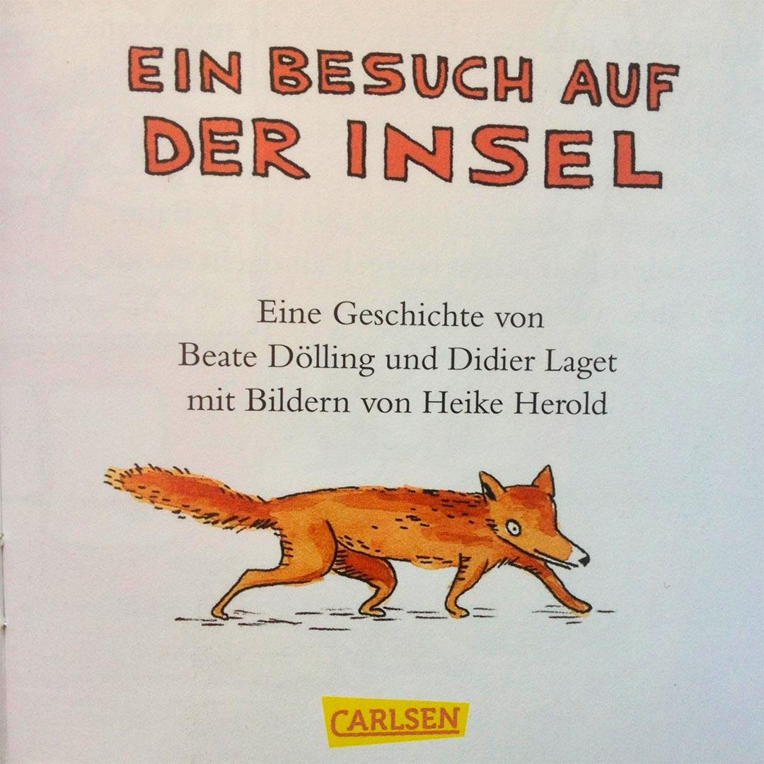 un super bouquin pour les enfants : ein-besuch-auf-der-insel