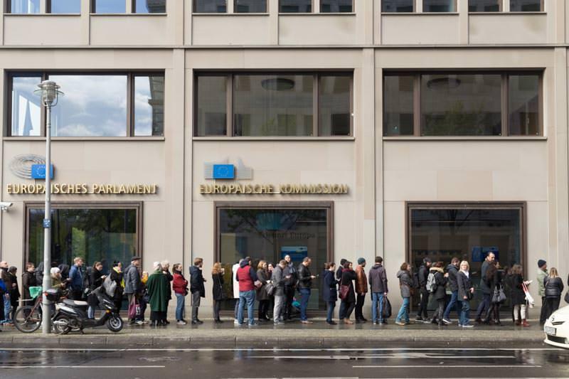 elections-présidentièlles à Berlin - Photo Didier Laget
