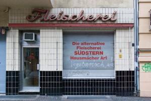 fleischerei- A berlin - Photo copyright Didier Laget