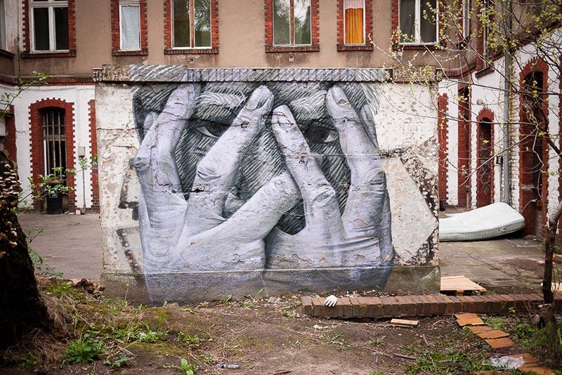 graff-mitte A berlin - Photo copyright Didier Laget