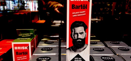 Produit barbe hipster