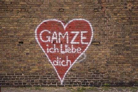 ich-liebe A berlin - Photo copyright Didier Laget
