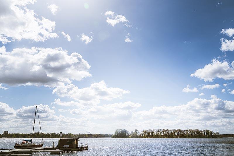 Ile flottante - Photo Didier Laget