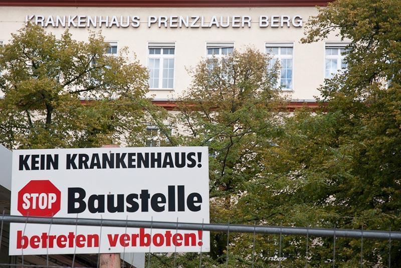 kein-krankenhaus A berlin - Photo copyright Didier Laget
