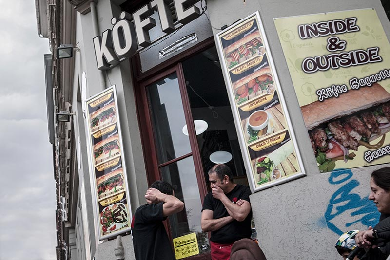 Köfte inside & outside - Photo copyright Didier Laget