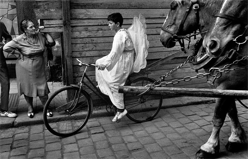Exiles - Photo Josef Koudelka