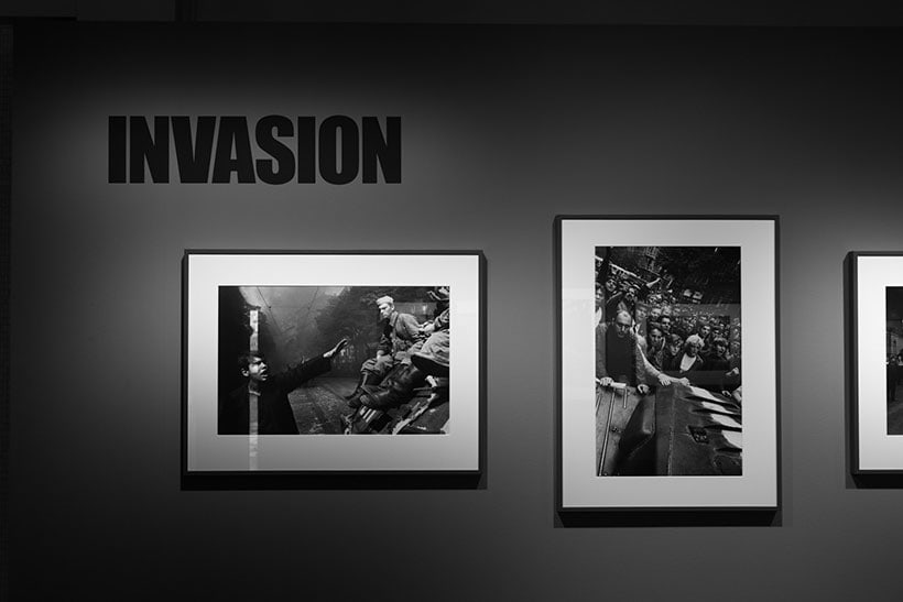 Koudelka Invasion - Photo Didier Laget