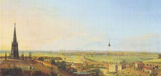 kreuzberg-1829 A berlin - Photo copyright Didier Laget