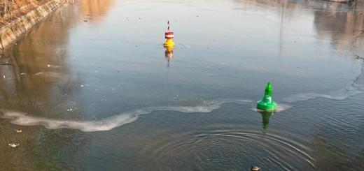 landwehr-kanal A berlin - Photo copyright Didier Laget