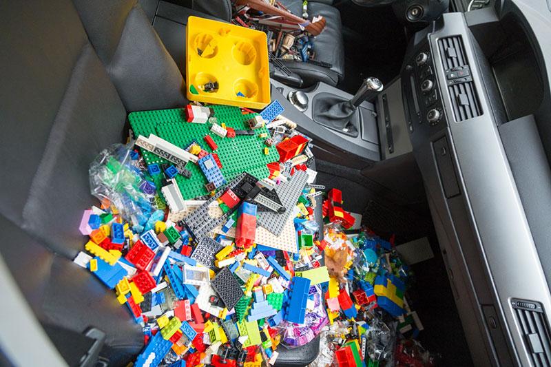 Des Lego pour Ai Weiwei photo Didier Laget