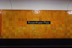 Métro A berlin - Photo copyright Didier Laget